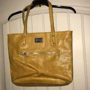 Nine West Mustard Pocketbook